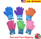 2/6/12/18 pairs Exfoliating Spa Bath Gloves Shower Soap Clean Wholesale Lots