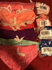 Victorias Secret Pink 10 pair Lot Assorted Styles Panty NWT Size Medium