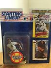 Starting Lineup 1993 Barry Bonds Special Series Card - Extended Series
