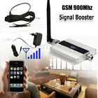 900Mhz Cell Mobile Phone GSM Signal Repeater Booster Amplifier + Yagi Antenna SE