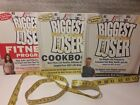 Biggest Loser Books Fitness Program Cookbook and Weight Loss Program Bundle of 3
