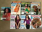 GREAT LOT OF 7 Weight Watchers Magazines 2011 2017  T