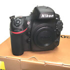 NIKON D800e BODY USA 363MP DSLR BEAUTIFUL COND LOW SHUTTER EXTRAS BOX