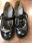 Dr Martens Black Mary Jane Size UK7 US9 Made in England