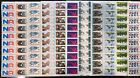 9984 Face value unused US postage stamps 6 and 5 cent All unique sheets