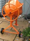 cement mixer 140 litre 240 volts 550 watts portable electric concrete mixer