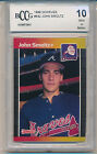 John Smoltz Cards and Rookie Card Checklist 15