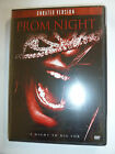 Prom Night DVD UNRATED VERSION 2008 horror movie remake Brittany Snow NEW