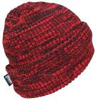 Best Winter Hats 40 Gram Thinsulate Insulated Beanie, Cold, Snow #852 Red/Black