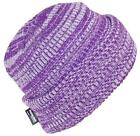 Best Winter Hats 40 Gram Thinsulate Insulated Beanie, Cold #852 Purple/White