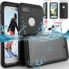 Slim Waterproof Shockproof Heavy Duty Hard Case Cover for iPhone 6 6S 7 8 Plus
