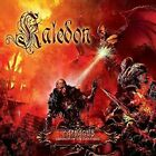 KALEDON - CARNAGUS: EMPEROR OF THE DARKNESS (DIGIPACK EDITION)  CD NEW+