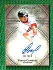 YOENIS CESPEDES 2014 TOPPS FIVE STAR SP AUTO 399 BOSTON RED SOX