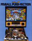 Bad Cats Pinball - Sound / Speech Rom Set L-1