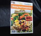 NEW Weight Watchers Turnaround Flex Points Dining Out Companion