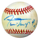 Willie Mays Autographed Signed NL Baseball San Francisco Giants