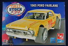 AMT ERTL 1:25 Scale 1965 Ford Fairlane Street Stock Strip Plastic Model Kit