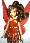 Disney Store Fawn Disney Tinkerbell Fairies Doll From Legend of the Neverbeast