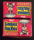 Garbage Pail Kids OS 4 Rack Pack Complete Box 24 Count 1986 Topps FREE SHIPPING