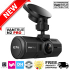 Vantrue N2 Pro Front  Back Infrared Nightvision Dual Dash Cam HD Camera 256GB