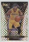 2015 Panini Select Silver Prizms #226 Courtside D'Angelo Russell Basketball Card