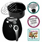 Air Small Appliances Fryer, For Healthy Fried Food, 3.7 Quart Capacity, Includes
