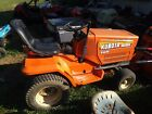 Kubota G4200 Diesel Lawn Tractor with Plow and Cutting deck