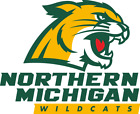 Northern Michigan Wildcats NCAA Color Die Cut Decal Car Sticker Free Shipping