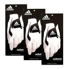 3 NEW Adidas Adistar Mens Golf Gloves Regular Fit You Choose Size and Dexterity