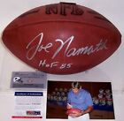 Joe Namath Cards, Rookie Cards and Autographed Memorabilia Guide 50