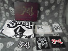 GHOST BC - The Demo Years 2010 PROMO WOODEN HANDMADE BOX SET SPECIAL LTD 20 COP.