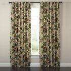 Waverly Laurel Springs Lined Panel Pair Curtain 100