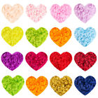 400 1000ps Various Colors Silk Fake Flower Rose Petals Wedding Party Decorations