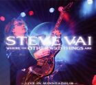 STEVE VAI - WHERE THE OTHER WILD THINGS ARE  CD NEW+