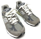 New Balance 991 USA Womens Size 7 Grey Suede Mesh Tennis Walking Athletic Shoes