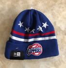 NEW ERA LOS ANGELES CLIPPERS BEANIE POM BRAND NEW SKULLY HAT WARRIORS CAVS
