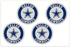 4 Dallas Cowboys NFL Decals Yeti Stickers Free Shipping