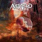 AVENFORD - NEW BEGINNING   CD NEW+