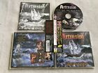 Artension - Forces Of Nature JAPAN CD 1999 (RRCY-1092) OBI
