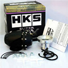 HKS SSQV SQV Turbo Pull Type Blow Off Valve Bov with Adapter Universal Black New