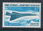 French Antarctic TAAF 1969 First Flight of Concorde SG 53 MNH