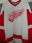 NHL DETROIT RED WINGS JUSTIN ABDELKADER AUTOGRAPHED CCM HOCKEY JERSEY