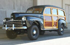 1948 Ford Woodie Wood 1948 Ford Woodie Marmon Herrington 4x4 super Deluxe Wagon