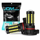 JDM ASTAR 2x 4400lm 5202 5201 CREE Xenon White LED Fog Driving Lights Kit Bulbs