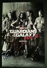 GUARDIANS OF THE GALAXY 2 Cast x5 Authentic Hand Signed VIN DIESEL 11x17 Photo