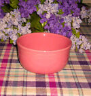 FIESTA WARE FLAMINGO GUSTO BOWL HOLDS 23 OZ.  NEW MADE USA RETIRED COLOR