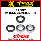 ProX 23-S110081 KTM 625 SXC 2003-2007 Front Wheel Bearing Kit