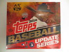 2016 TOPPS BASEBALL UPDATE SERIES FACTORY SEALED HOBBY JUMBO BOX