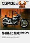 CLYMER SERVICE MANUAL HARLEY DYNA GLIDE SUPER GLIDE SPORT FXDX FXDXI 1999-2005