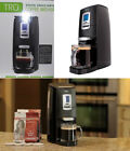 NEW Tru Single Cup Digital Coffee Maker Cafe Brewer LCD Display Clock Customize